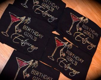 Nice Birthday Shirts For You And Your Entourage