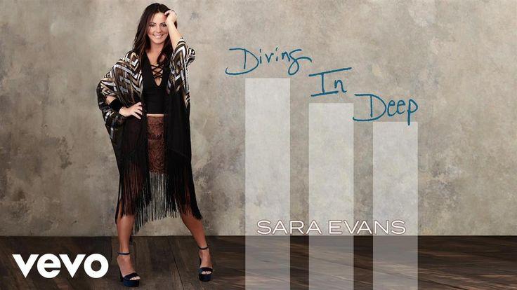 Sara Evans - Diving in Deep (Audio) - YouTube