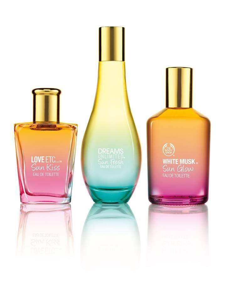 Egzotik, fresh, zarif! #buyaka Body Shop ile kendinizi özel hissettirecek kokuları keşfedin!