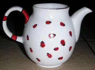 Ceramic back