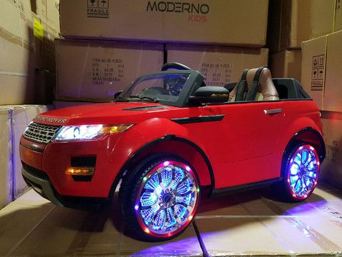 12v battery power wheels range rover style with kids ride on car toy with remote