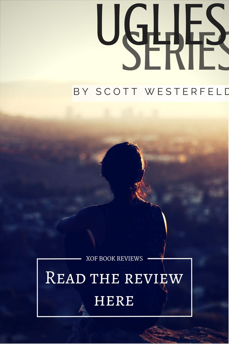 The Uglies Series By Scott Westerfeld Hands Down, Favorite Series! Check  Out This