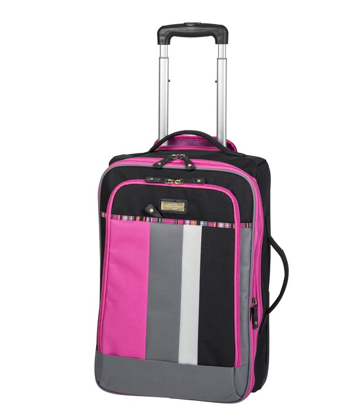 Spencer and Rutherford - Travel - Lightweight Trolley Case - XLight Trolley Medium - Sunset