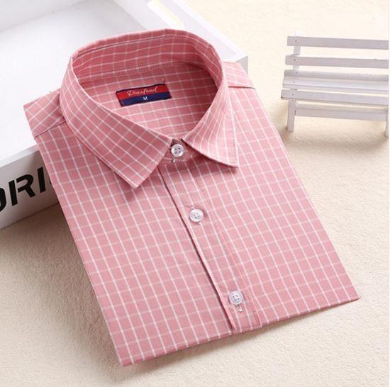 Originální dámská kostkovaná košile – světle růžová – Velikost L Na tento produkt se vztahuje nejen zajímavá sleva, ale také poštovné zdarma! Využij této výhodné nabídky a ušetři na poštovném, stejně jako to udělalo již …
