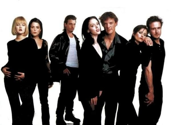 Scream 1996 the whole gang. Man I miss the 90's.