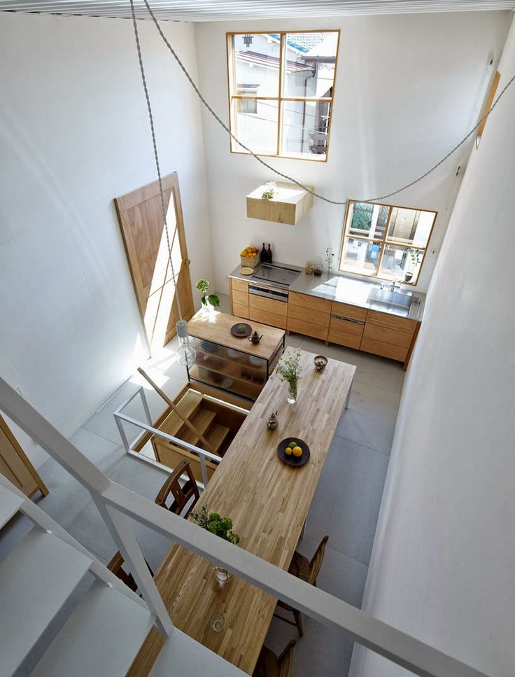 Interiors: Japanese House by Taro Architects! | Art And Chic