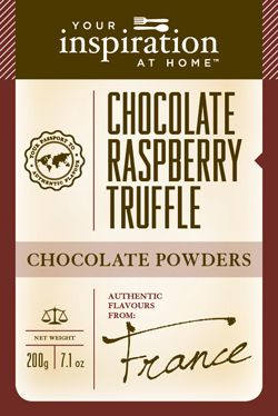 Chocolate just got better! An instant favorite with dark coca and raspberry! $15.95 #YIAH #Chocolatelover #France