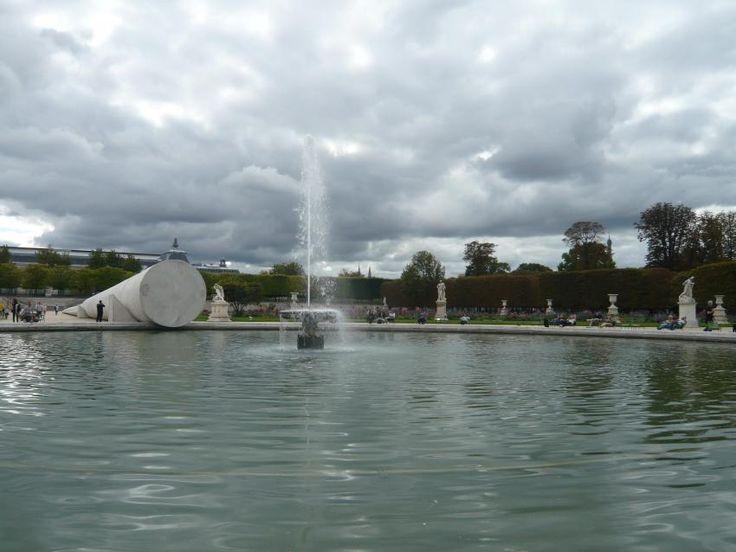 Paris - un city break de vis