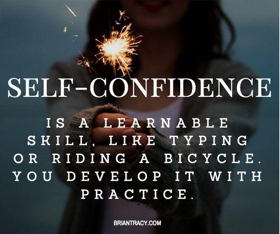 New Confidence Quotes: Self-Confidence, Social Media & Millennials