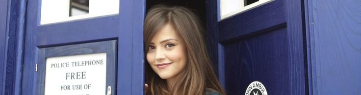 Like I needed another reason to watch Doctor Who.