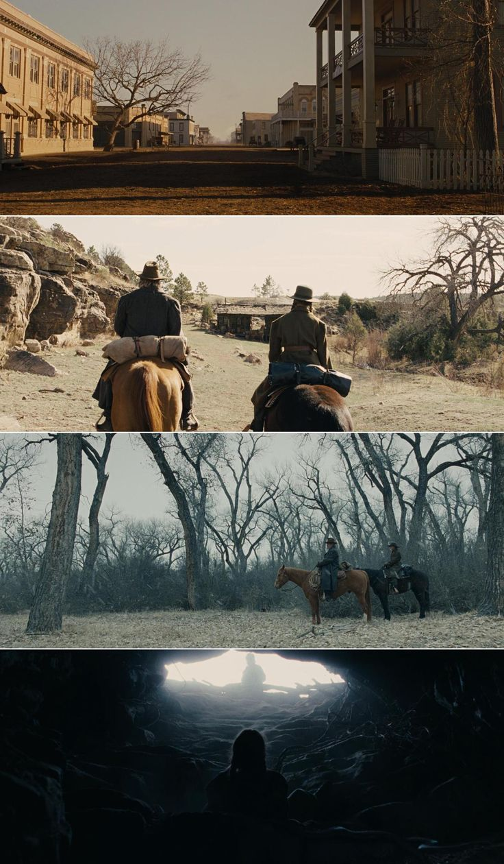 True Grit (2010) | Cinematography by Roger Deakins | Directed by Ethan Coen and Joel Coen