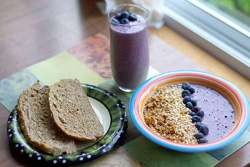 Blueberry Maple Oatmeal Smoothie Recipes — Dishmaps