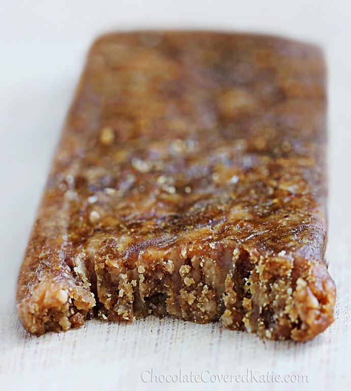 Better than storebought: Peanut Butter Protein Bars #glutenfree