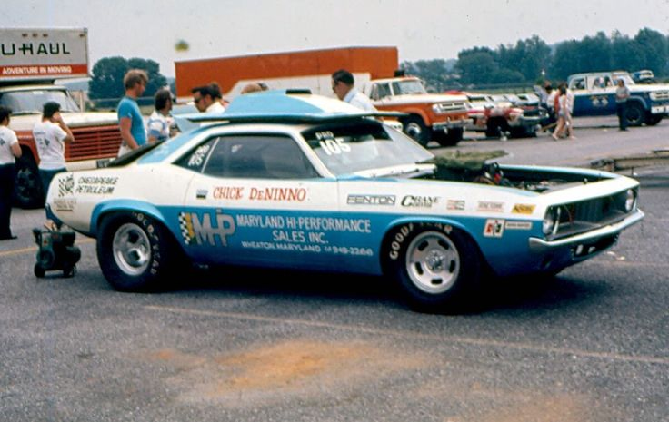 Chick Deninno Old Pro Stock Pictures Pinterest