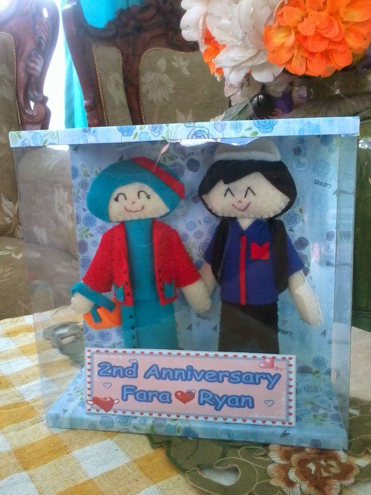 noVel Craft Store: Boneka Profesi Teknisi & Kantoran