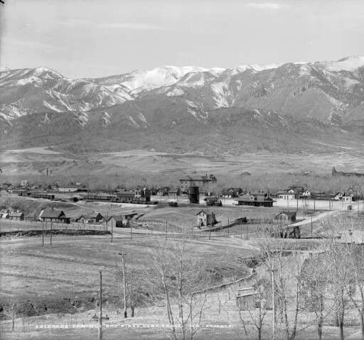 17 Best Images About Colorado Springs History On Pinterest