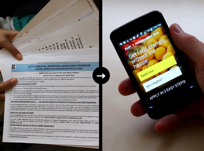 Make food stamp applications user-friendly, with Propel by Shelly Ni — Kickstarter
