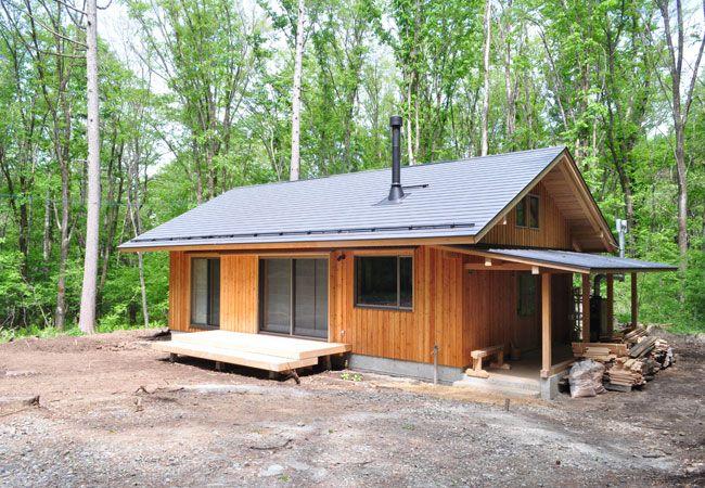 平屋   日本の木と土でつくる自然素材の家ならアトリエデフ