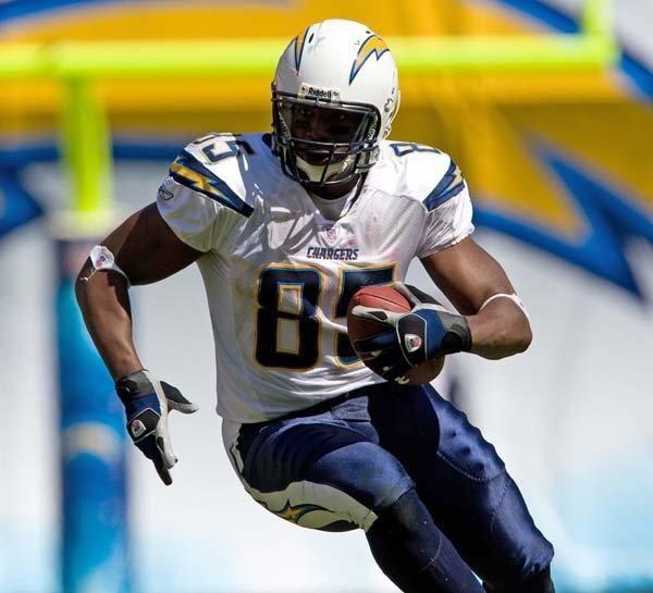 #18 TE Antonio Gates, Los Angeles Chargers