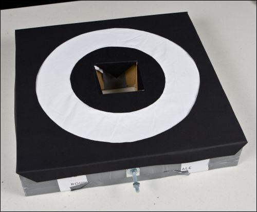 DIY Studio - The Square Ring Flash