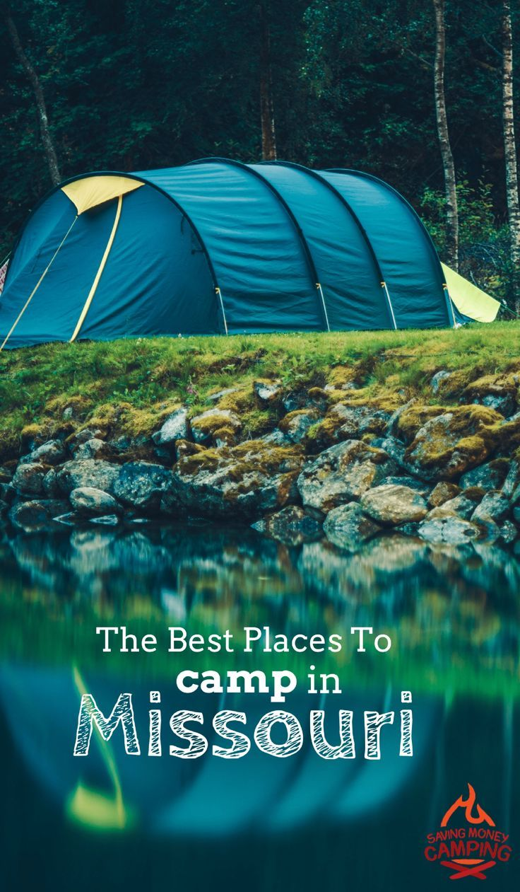 Planning your next camping trip to Missouri? Here are 10 of the best places to camp in Missouri with everything you need to know to plan your next trip there.