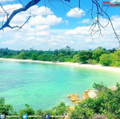 hidden paradise, Bebilai Beach, Belitung, Indonesia