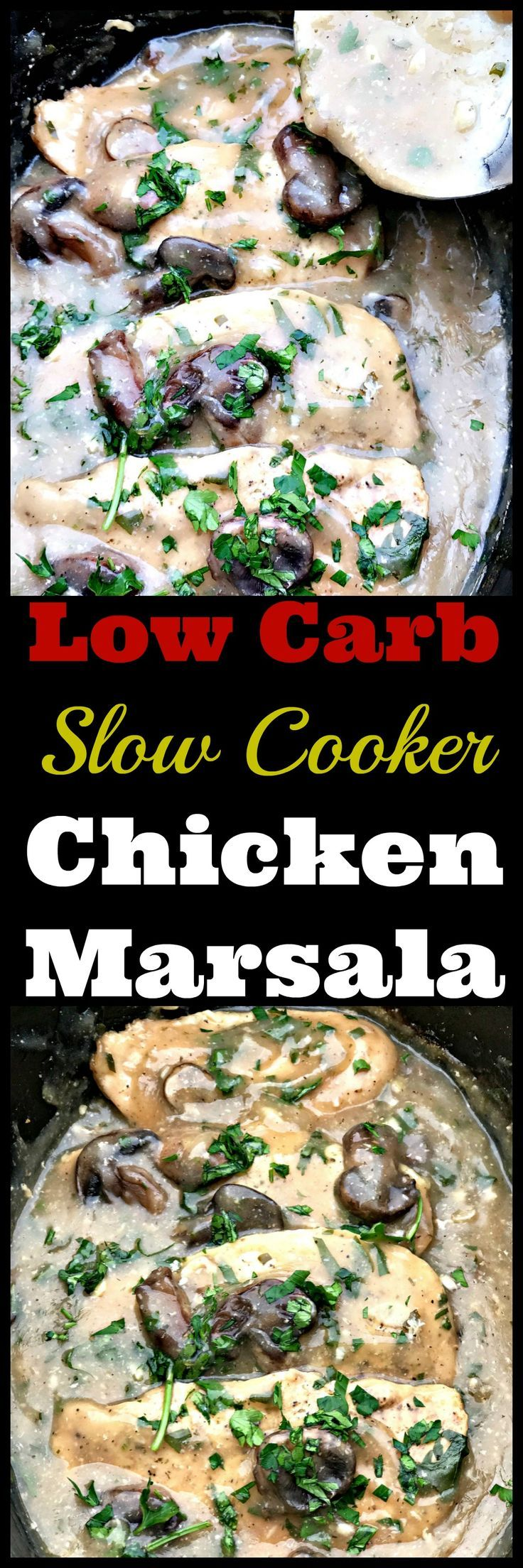 rich and savory chicken with marsala wine sauce