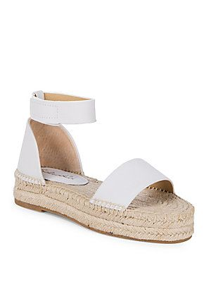 535c6c54a4f SPLENDID JENSEN LEATHER STRAP ESPADRILLES.  splendid  shoes ...