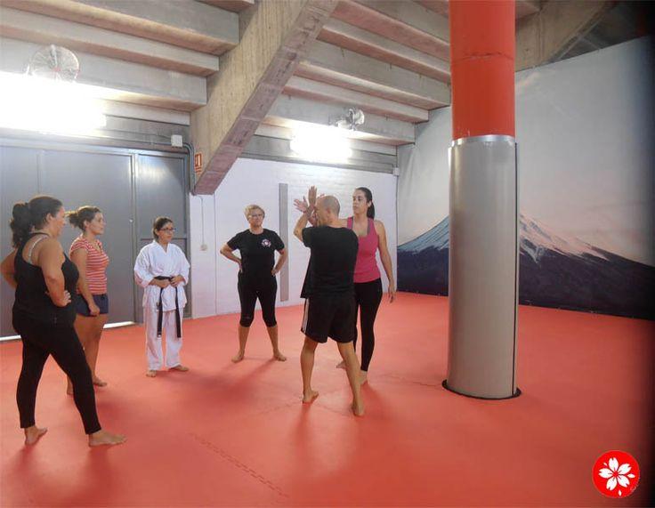 Clases autodefensa femenina - Como ya hemos demostrado en numerosas ocasiones, en el club de Karate Sedaví estamos en contra de cualquier tipo de violencia, y por supuesto en contra de la violencia de género.  En nuestro club de karate, ofrecemos unas clases de autodefensa femenina a las que pueden asistir aquellas mujeres a partir de 15 años que deseen aprender a defenderse solas ante cualquier tipo de agresión.