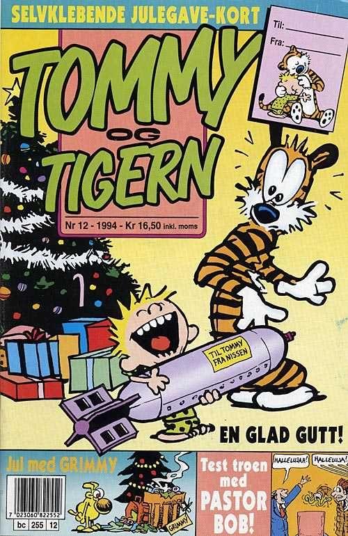 Tommy og Tigern #199412 (Issue)