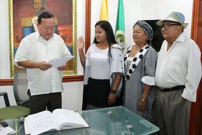 Directora de Cultura Juventud y Género de La Guajira tomó posesión de su cargo