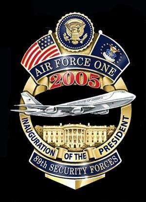 air force 1 badge
