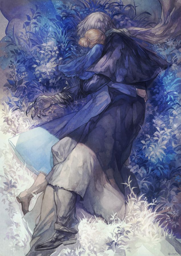 """Viola & Gascoigne / よしおかhttps://t.co/UvA5HBMPsN"""""""