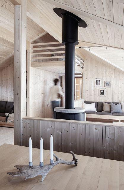 Sett fra kjøkkenet by Hedda Hytter, via Flickr
