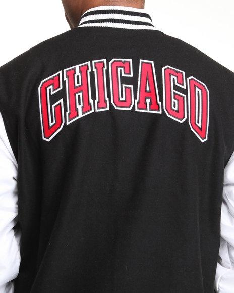Chicago Bulls classic Varcity Jacket by Adidas