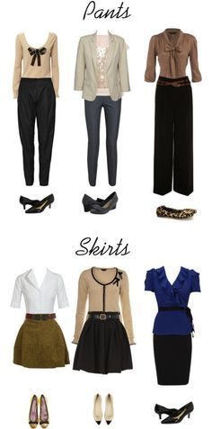 Teenage girl job interview what to wear