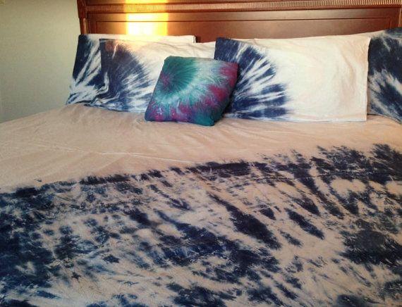 Tie dye Bohemian Elegance  Beach Vibe  Tie dye by EarthBoundTribe
