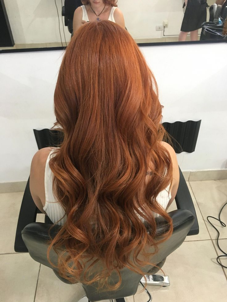 Soft Bouncy Curls, Long hair can be hard to manage– make it simpler by having t…
