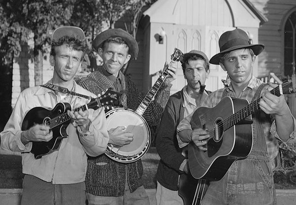 bluegrass music salem missouri - Google Search The Dillards on Andy Griffith show