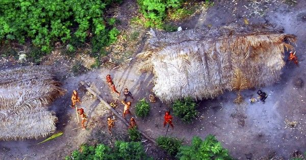 Brasil Mineros de oro se jactan de matar a 10 indígenas - MDZ Online