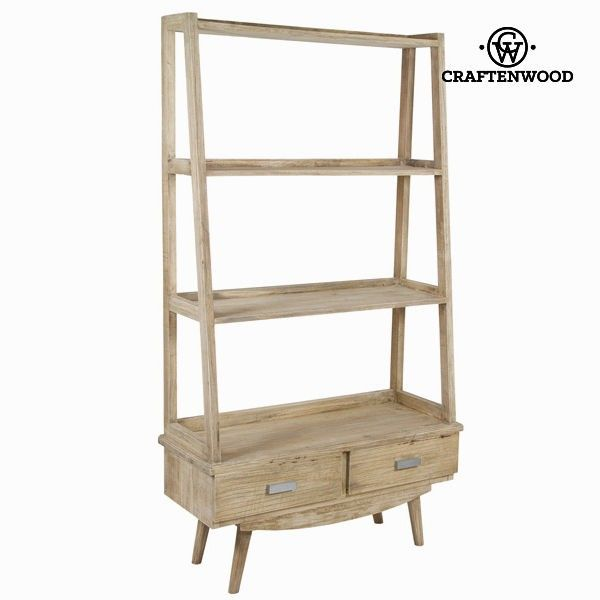 Shelves Mindi Wood 180 X 100 X 40 Cm Pure Life Collection By