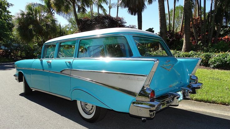 Nice Great 1957 Chevrolet Bel Air/150/210 STATION WAGON 1957 CHEVROLET BEL AIR STATION WAGON A TRUE CLASSIC DESIGN IN FABULOUS SHAPE 2017/2018