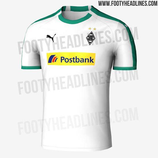 Exclusive  Borussia Mönchengladbach 18-19 Home Kit Leaked - Footy Headlines 2f23e87f0