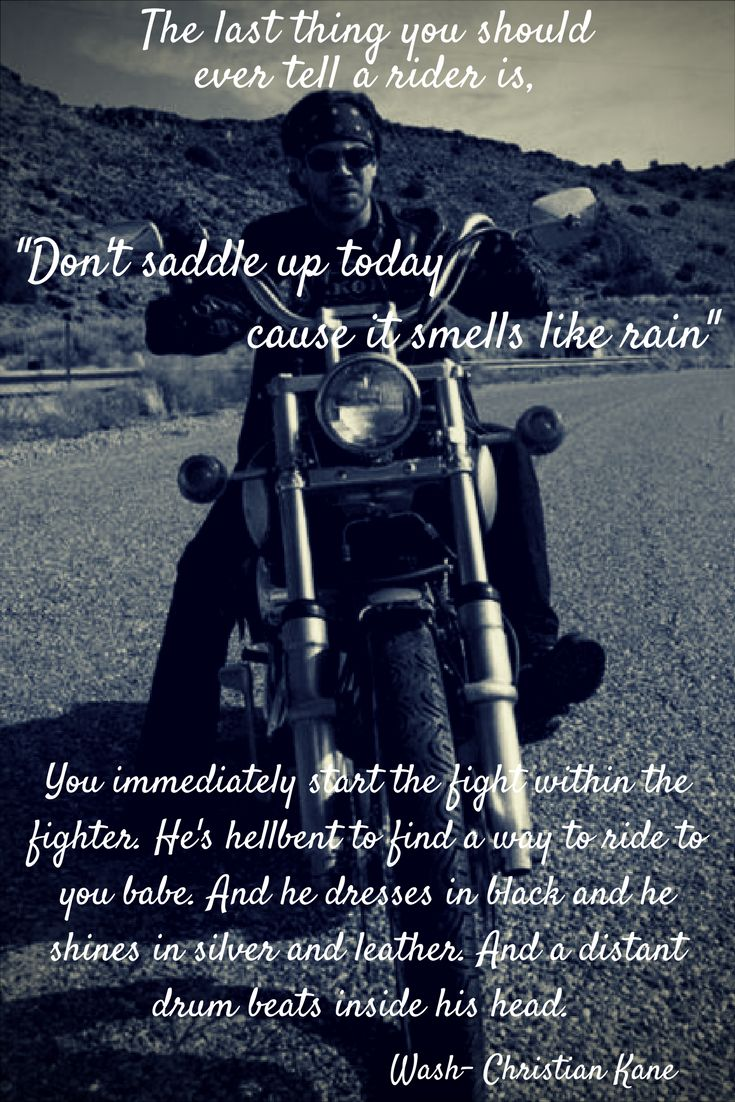 Dont know who to give credit to for original photo, it may be from 50to1 promos. Christian Kane. Motorcycle. Wash.