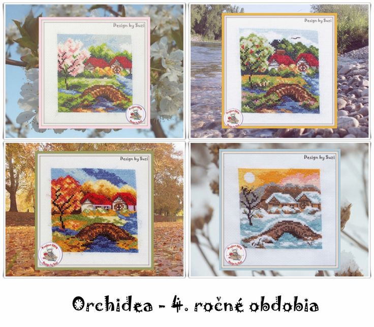 Project 2014 - Orchidea: The Four Seasons