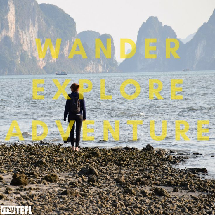 """""""We wander for distraction, but we travel for fulfillment."""" – Hilaire Belloc <3 #Travel. Who doesn't? Where will your #TEFL adventures take you this year? #TEFLlife #backpackers #RTW #roundtheworld #travelgram #travels #travelers #travelgrams #explore #adventure #getoutthere #fly #explore #adventures #stoked #2018 #Asia #Europe #SouthAmerica"""