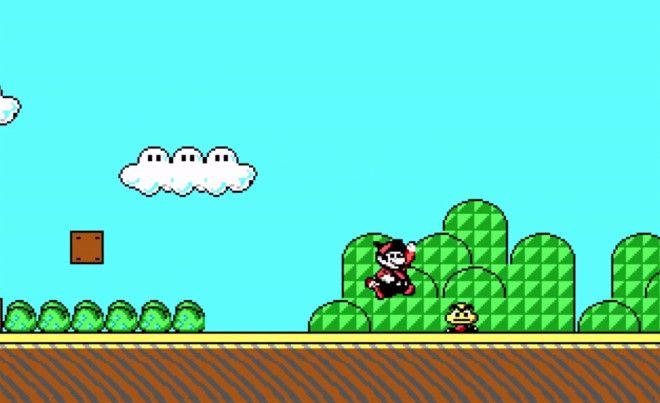 Watch Doom Creators Version of Super Mario 3