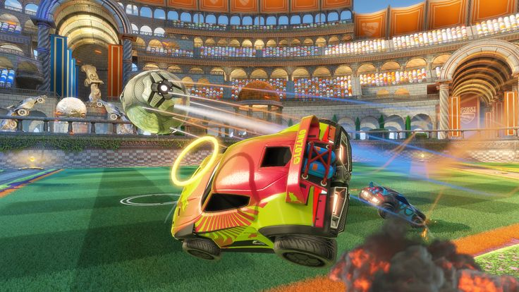 Rocket League is free on Steam this weekend – What a save!