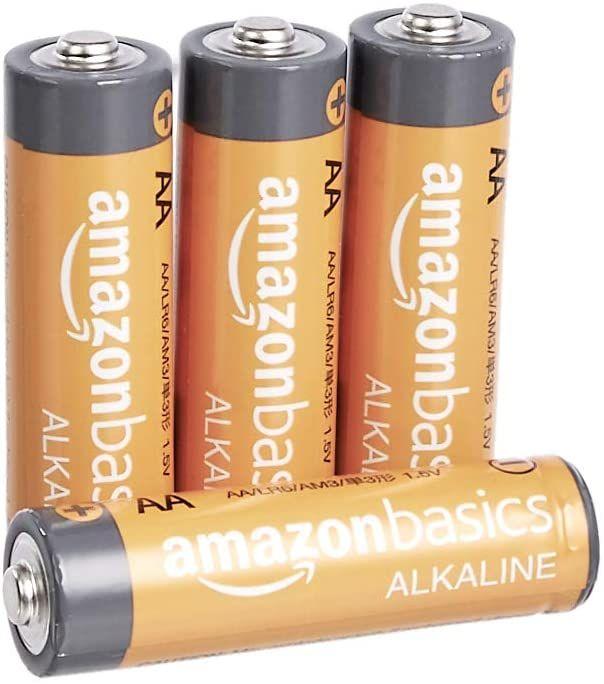 Amazonbasics Aa Batteries Alkaline Battery Alkaline Digital Camera