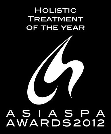 Holistic Treatment of the Year By Asia Spa 2012